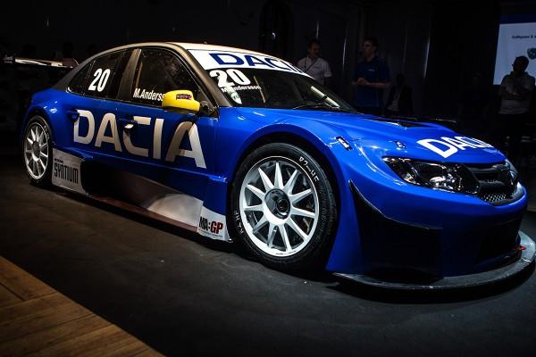 Dacia STCC Edition 1