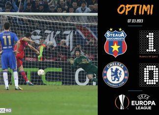Steaua 1-0 Chelsea 2013