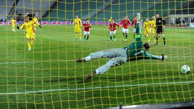 Ungaria Romania 2-2 video