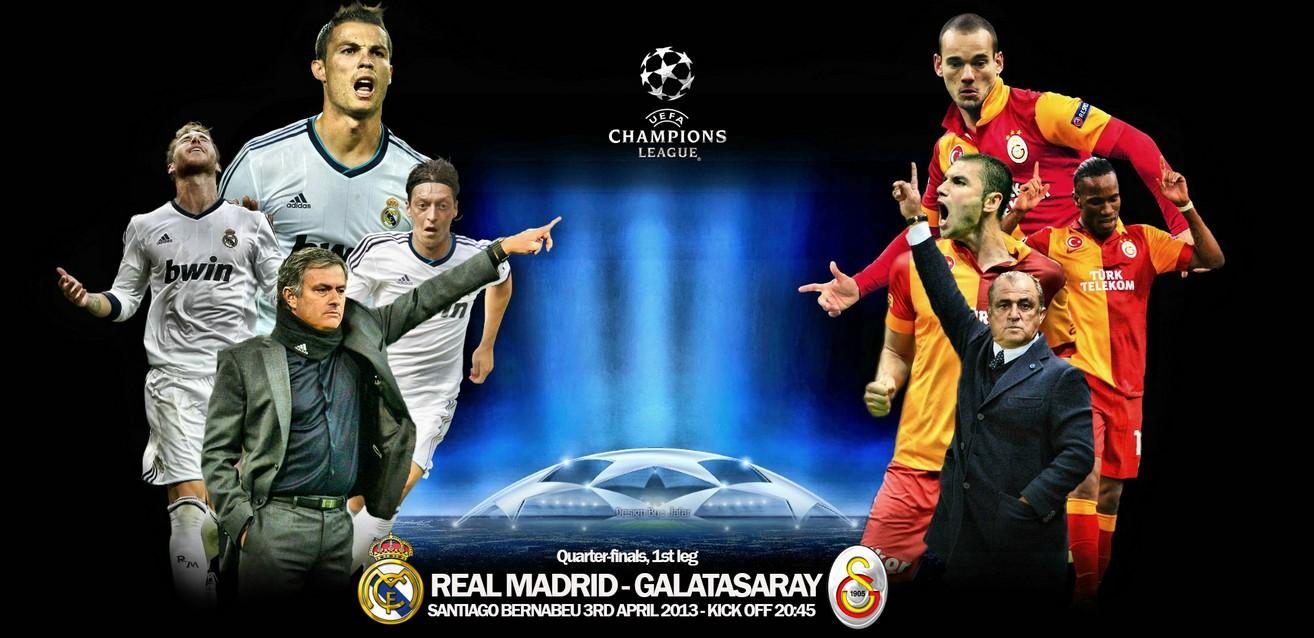 Real - Galatasaray