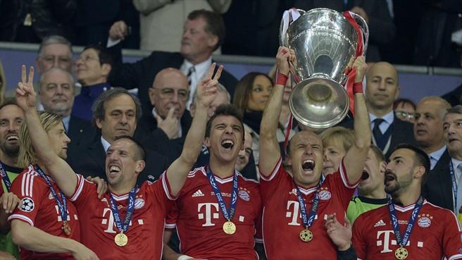 Bayern Munchen Borussia Dortmund 2-1