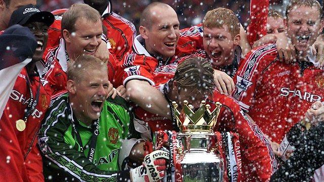best XI chosen from players during Sir Alex Ferguson