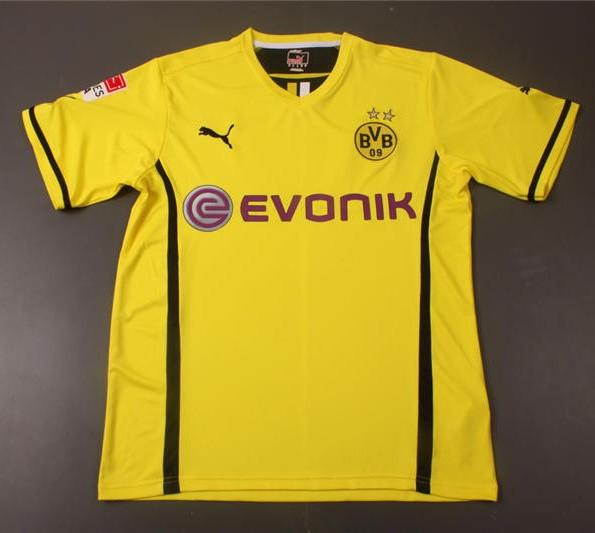 Borussia Dortmund 2013-2014 Home Kit