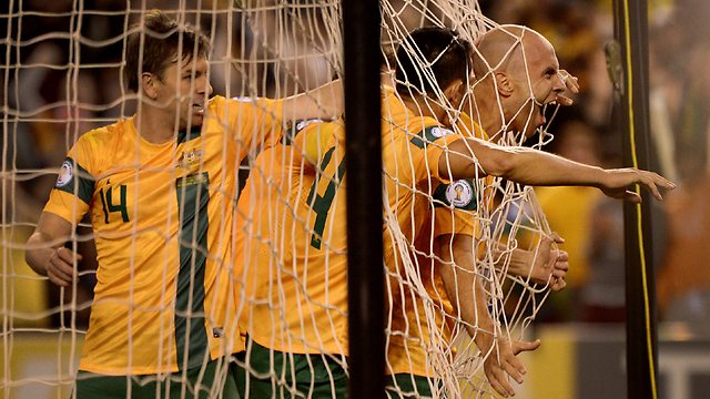 Socceroos - Jordan 4-0