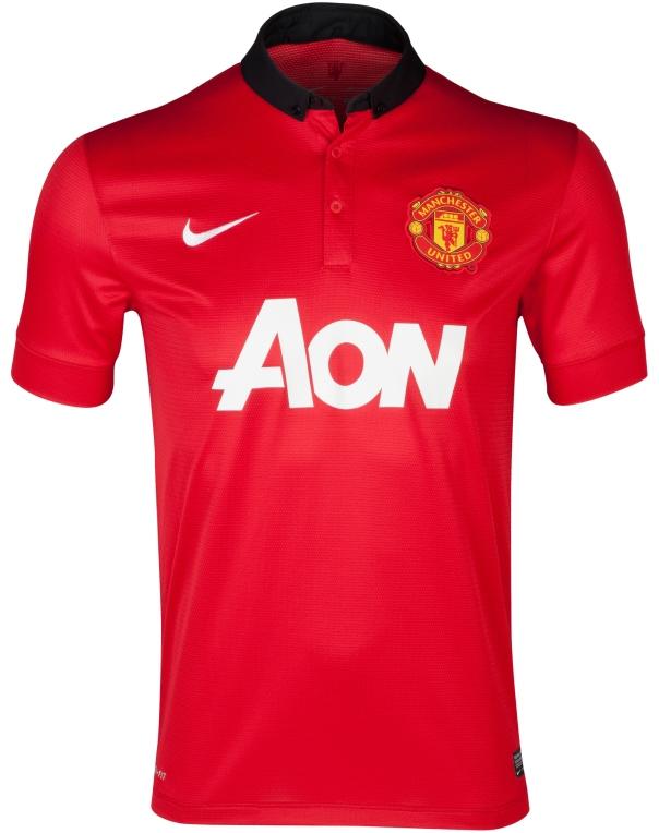 tricou manchester united 2013-2014