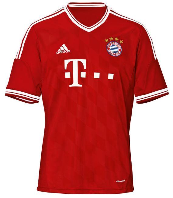 tricouri Bayern Munchen 2013-2014