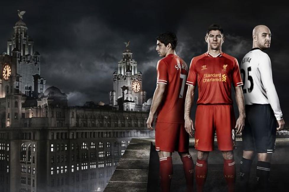 tricouri Liverpool 2013 2014
