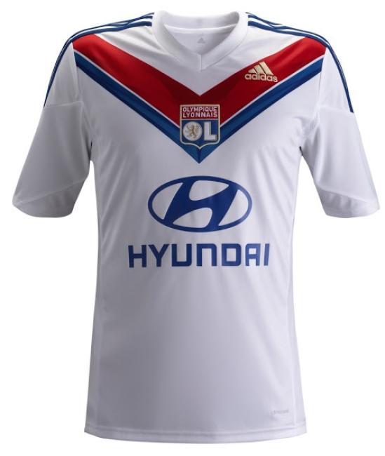 tricouri Olympique Lyon 2013 2014