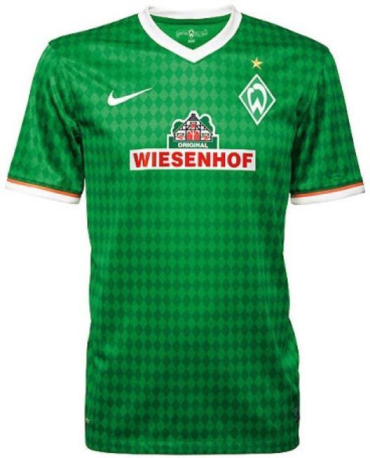 tricouri Werder Bremen 2013-2014