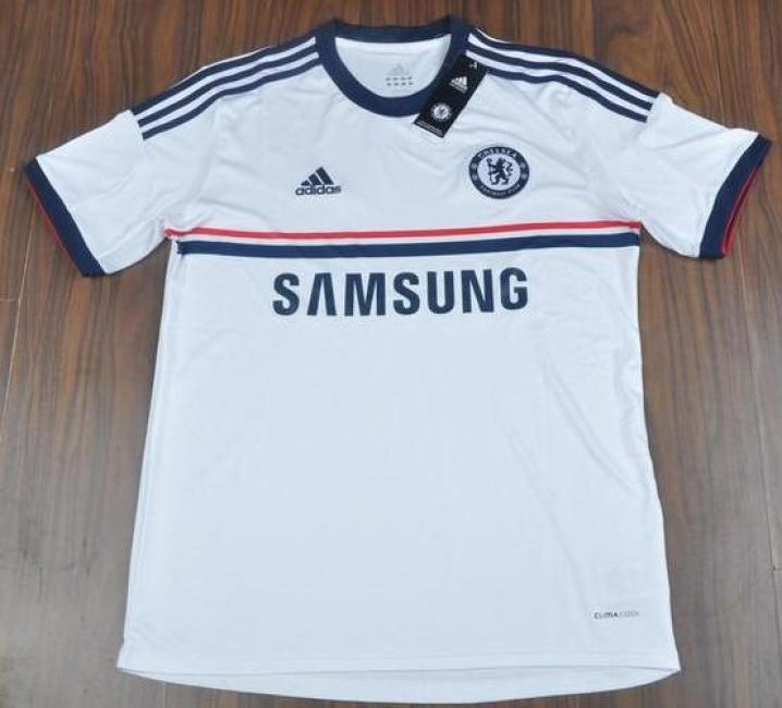 tricouri rezerva Chelsea 2013-2014