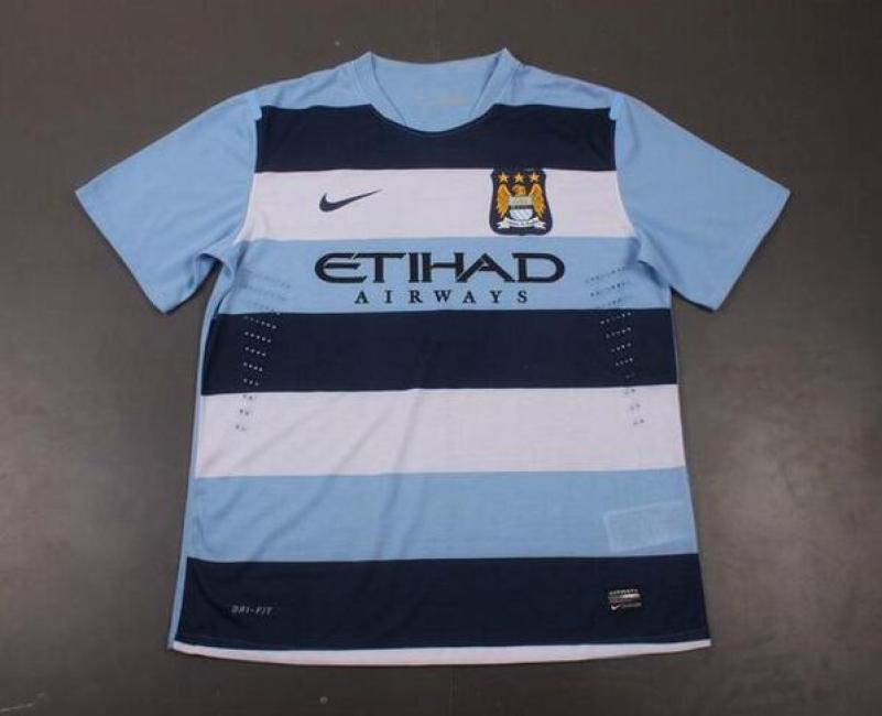 tricouri rezerva Manchester City 2013-2014