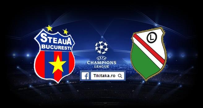 Legia Steaua