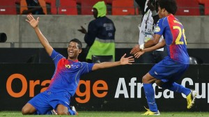 Cape Verde mob news conference while celebrating progress to Afcon quarter-final —video