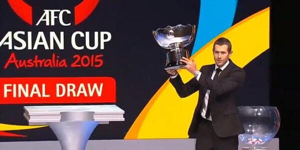 2015 Asian Cup DRAWS 2