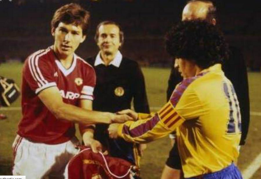 MANCHESTER UNITED BARCELONA 3-0 1984