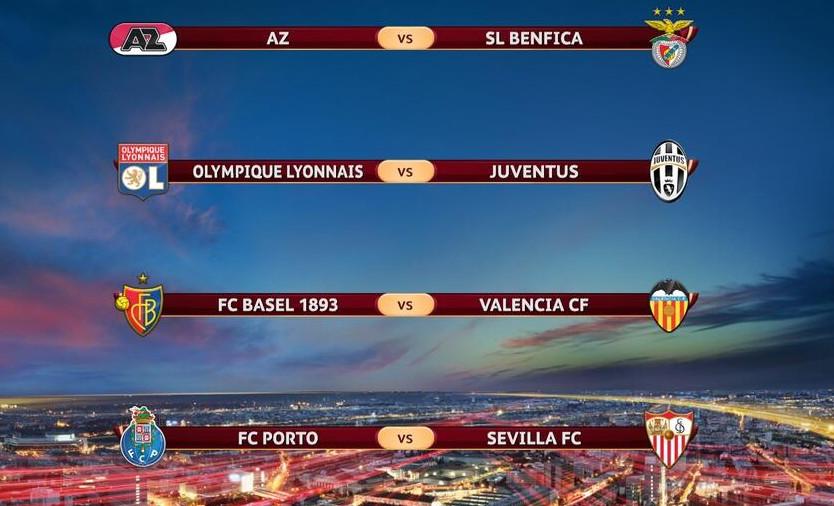 europa league sferturi de finala