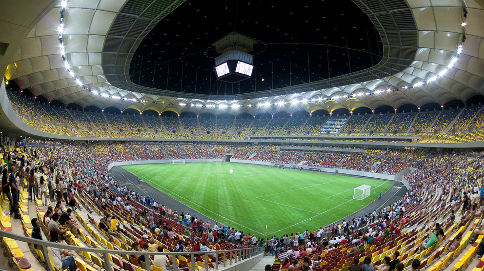 Национальная арена (Бухарест, Румыния) - Зенит-Арена и ещё 18 с