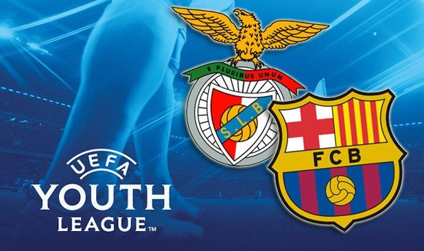 bARCELONA BENFICA YOUTH LEAGUE