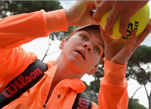 Simona Halep Roland Garros