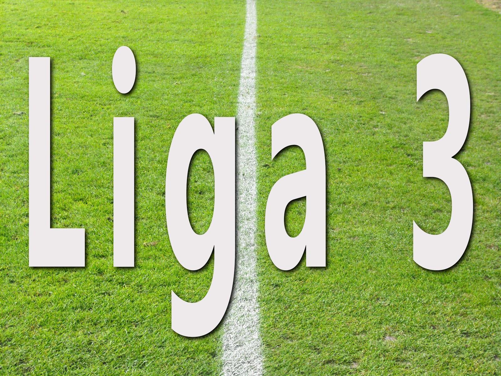 fotbal liga 3