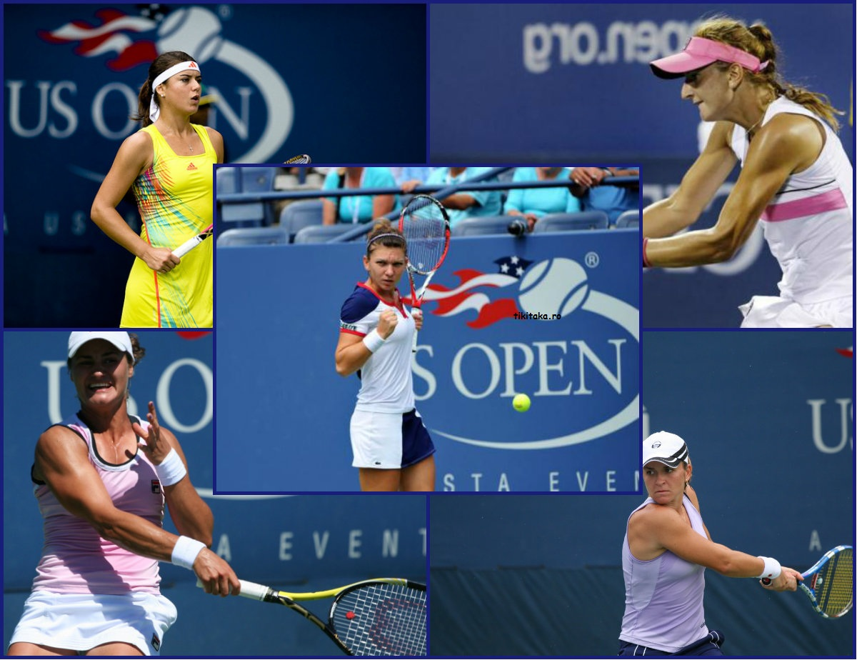 Simona Halep US Open