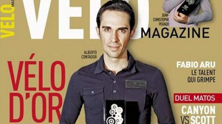 alberto contador velo d or velo magazine