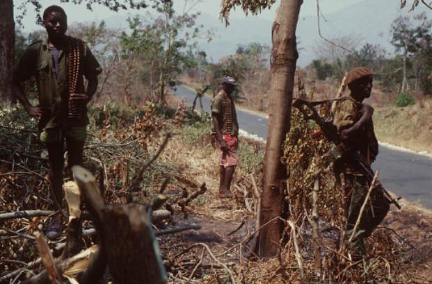 razboi civil burundi