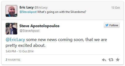 tweet pontiac silverdome