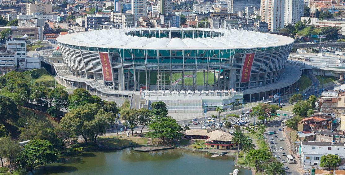Arena Fonte Nova, Salvador Bahia ( sursă foto wikipedia )