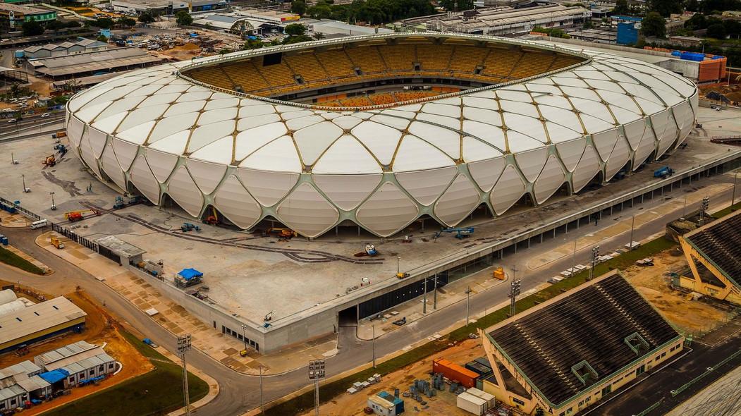 Arena Amazonia, Manaus ( sursă foto ingenio-web.it )