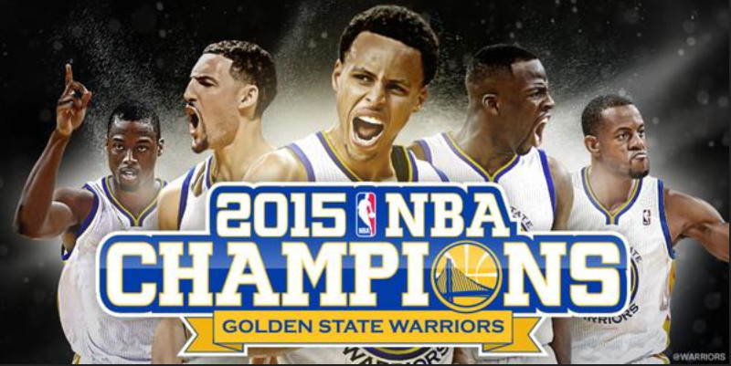 golden state warriors campioana nba