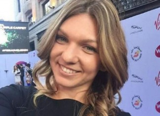 simona halep wimbledon party