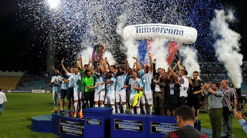 Supercupa Romaniei Steaua - Asa Tg Mures