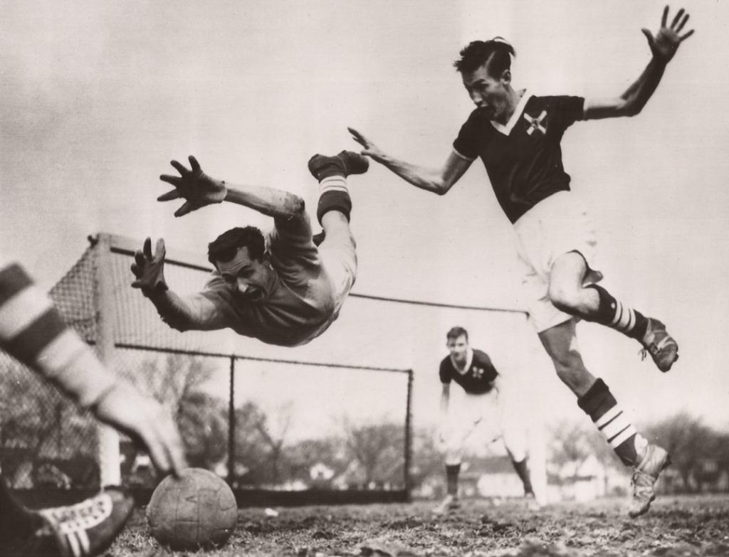 Vintage Football