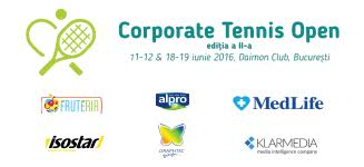 CORPORATE TENNIS OPEN parteneri
