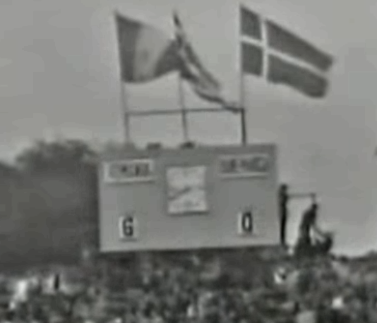Romania Danemarca 1975