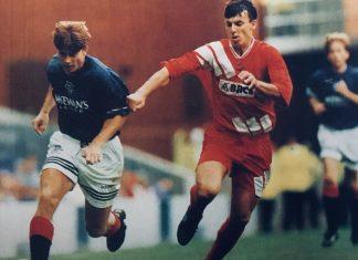 Rangers Steaua 1995
