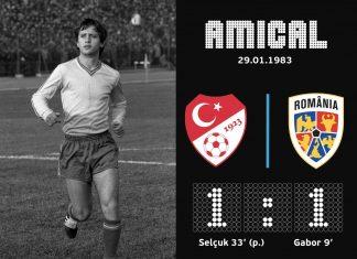 Turcia Romania 1983