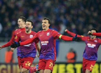 Steaua Ajax 2-0