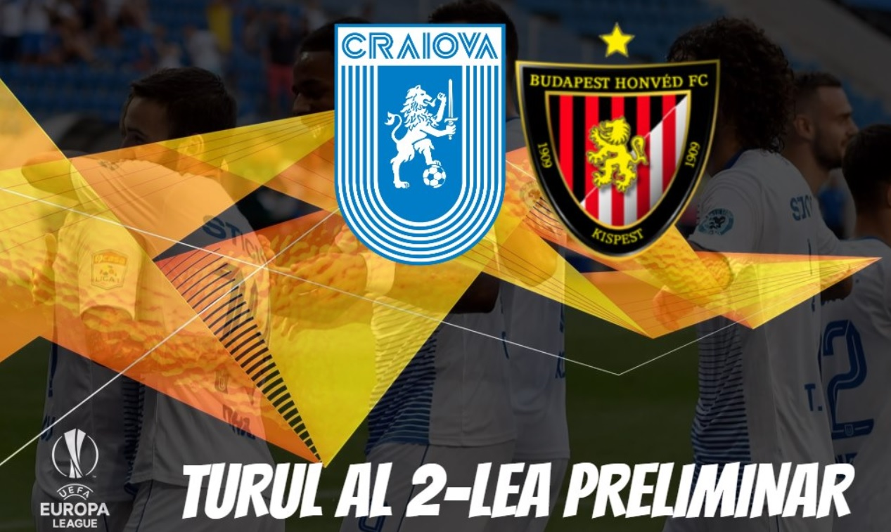 Honved-U-Craiova