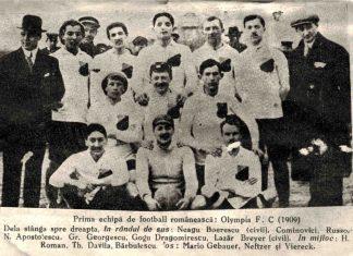 Olympia Bucuresti 1909