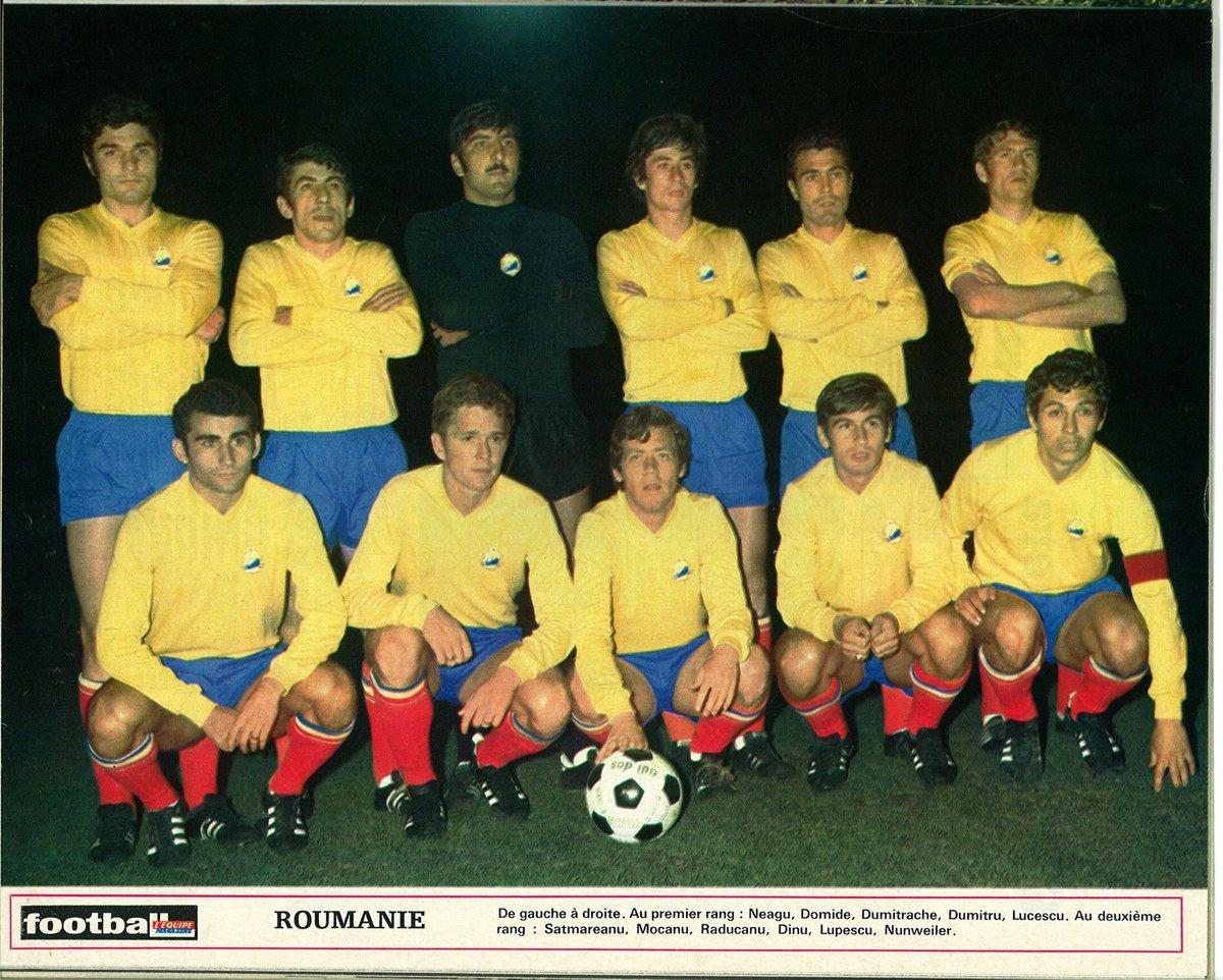 Franta Romania 1970