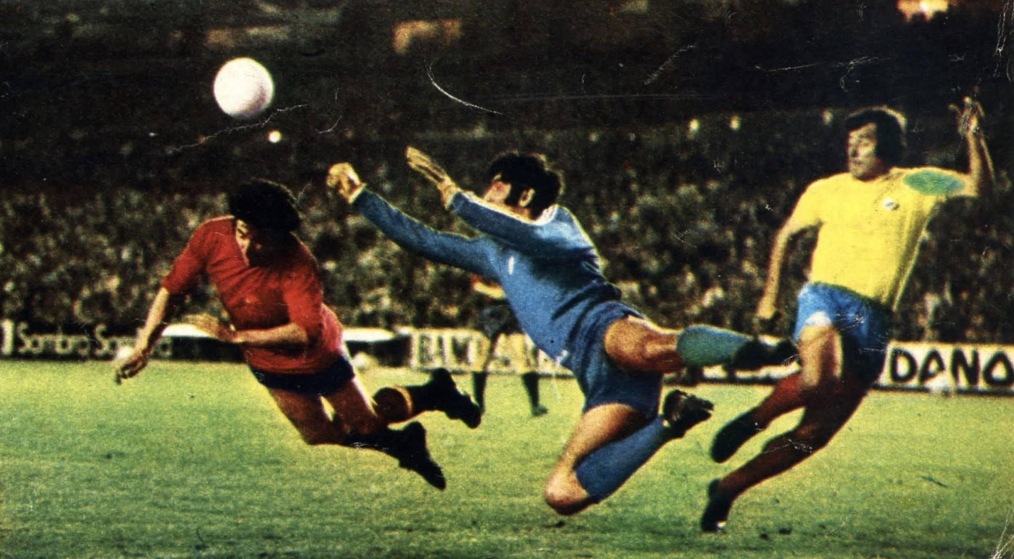 Spania - România 1-1, 17 aprilie 1975