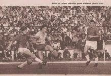 Romania 2-2 Ungaria, 14 mai 1972