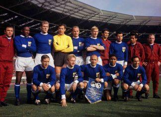 Anglia 2-1 Restul Lumii 1963