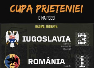 Iugoslavia Romania 1928