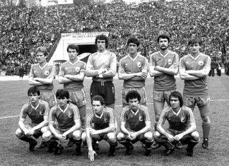Romania 0-0 ANglia 1985