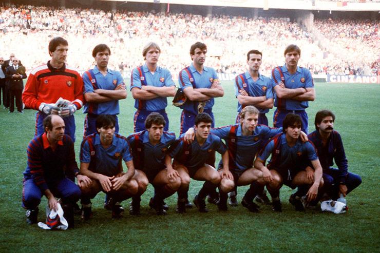 FC Barcelona 1986