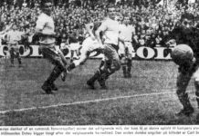 Danemarca 2-3 Romania 1964