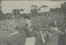 Norvegia 0-1 Romania, 12 iunie 1955